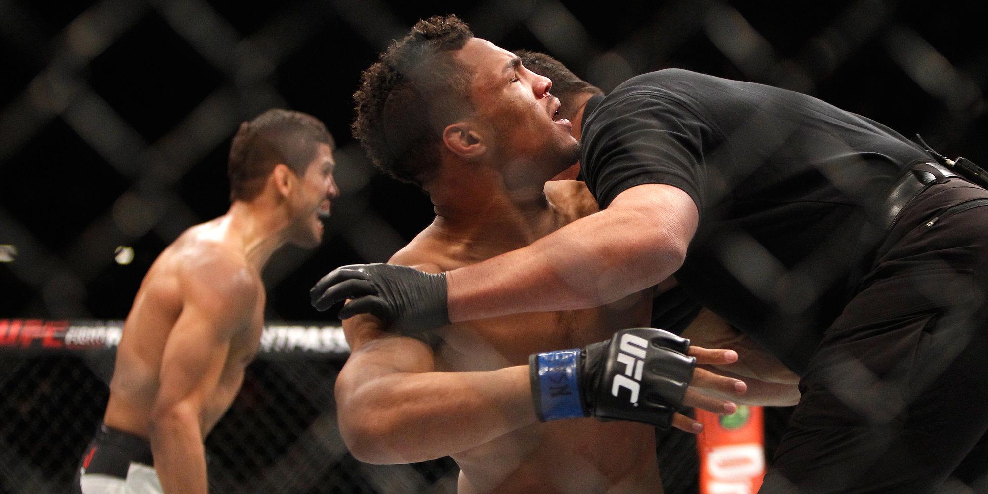Дайджест UFC Fight Night 140. Все бои турнира