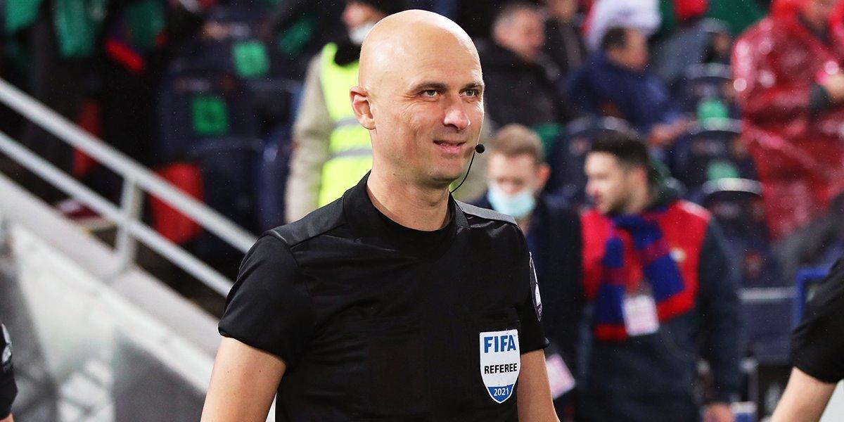 Экс-арбитр ФИФА: «Уверен, у Италии и Испании нет претензий к работе Карасева»