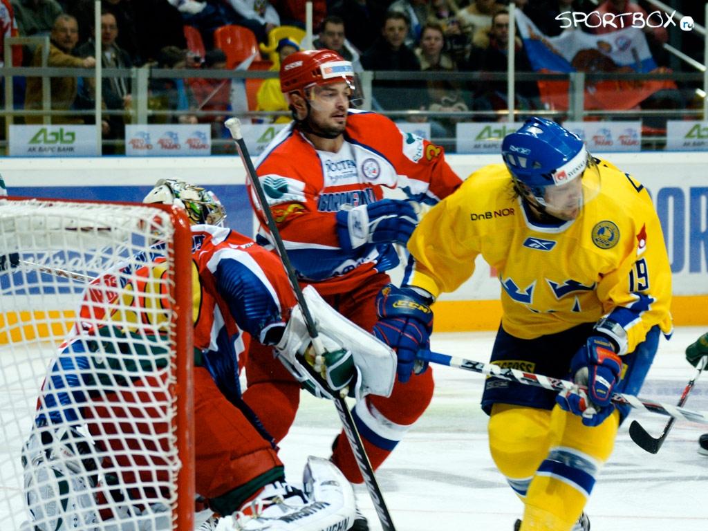 хоккей евротур москва