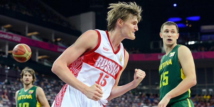 «Мы видели: эта команда — особенная и далеко пойдет». Кириленко и Блатт вспоминают бронзу Олимпиады-2012