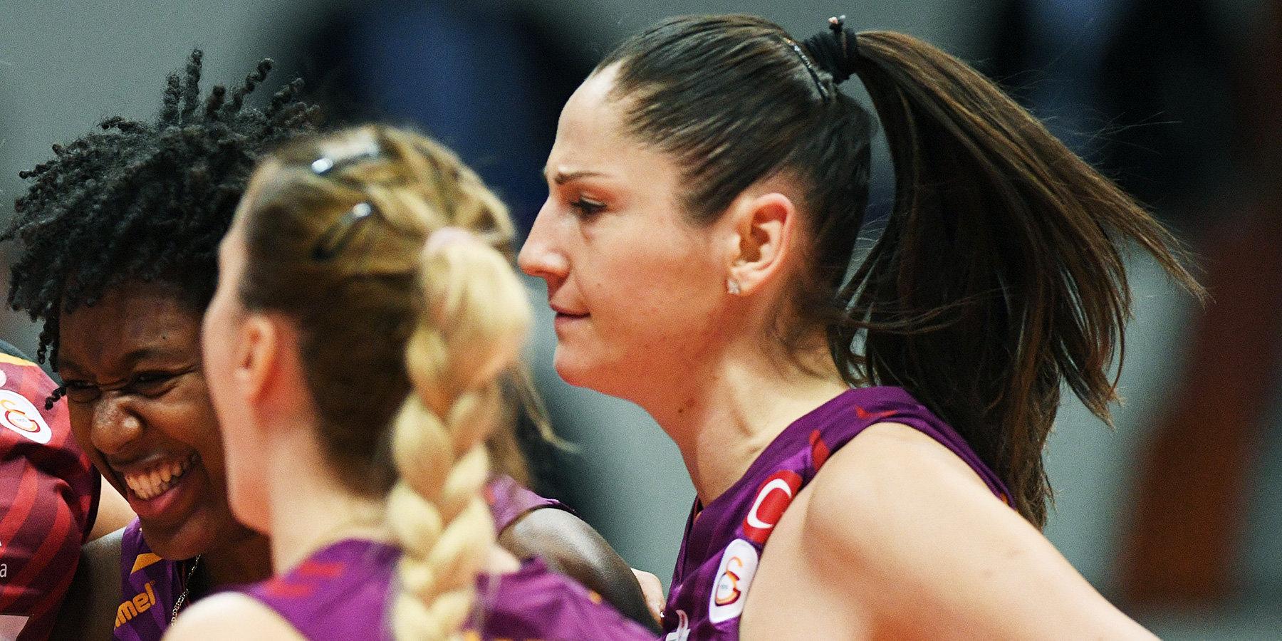 Волейболистка сборной России перейдет в китайский клуб