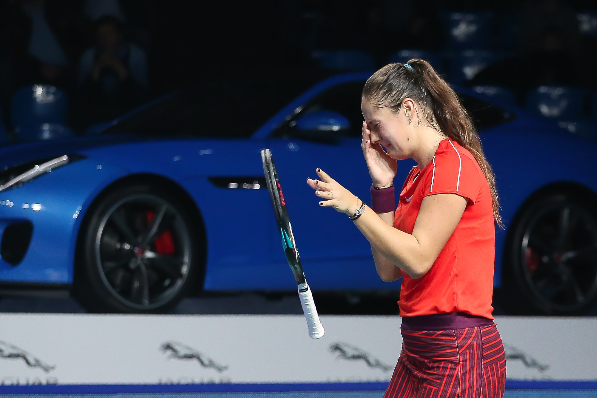 Дарья Касаткина: «Я плакала вместе с Надалем, когда он выиграл 13-й титул на «Ролан Гаррос»