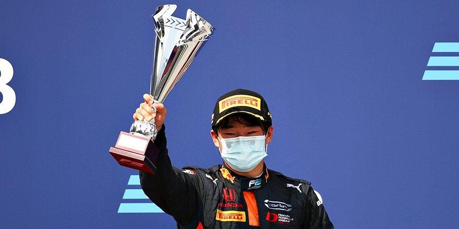 Цунода и Мазепин гарантировали себе суперлицензию для попадания в «Формулу-1». Японец может заменить Квята в «Альфа Таури»