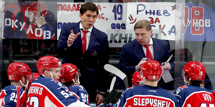 ЦСКА одержал четвертую победу подряд, забросив пять шайб «Амуру»
