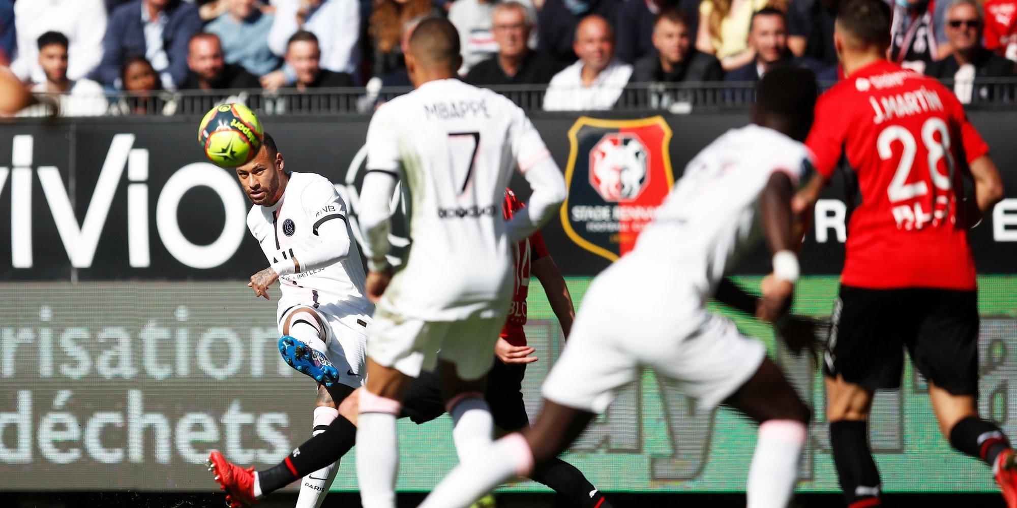 «ПСЖ» уступил «Ренну», потерпев первое поражение в чемпионате Франции-2021/22