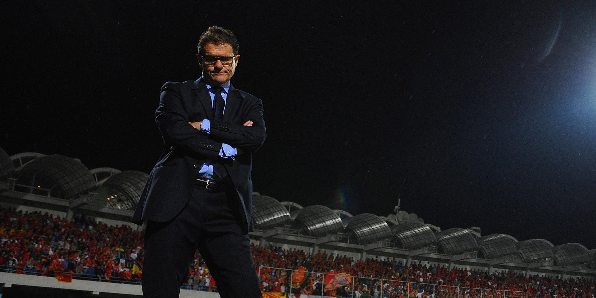 Экс-наставник сборной Российской Федерации Фабио Капелло объявил озавершении карьеры