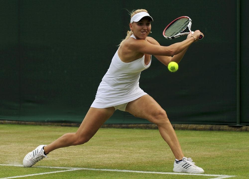 веснина теннисистка фото полуразрушенной войну