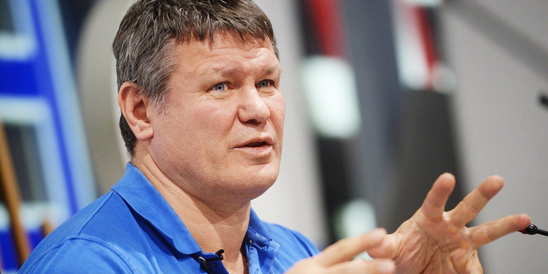 Олег Тактаров: «Помню, до дебюта в UFC недели три, а я голодный, из еды только соус сальса»