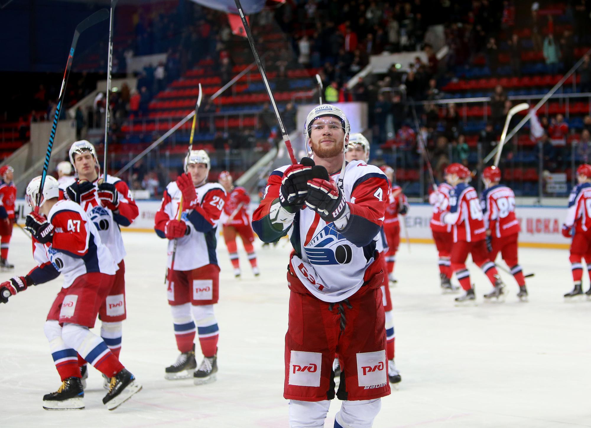 Хоккеист сборной России Гавриков перешел из«Локомотива» вСКА