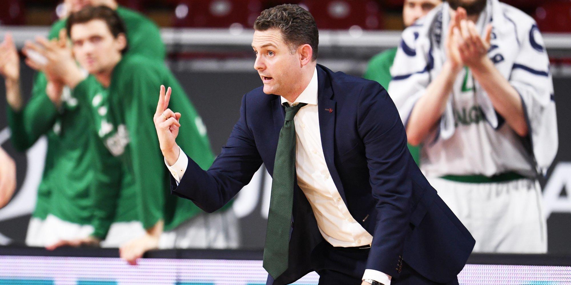 «Жальгирис» расстался с главным тренером после поражения от «Зенита»