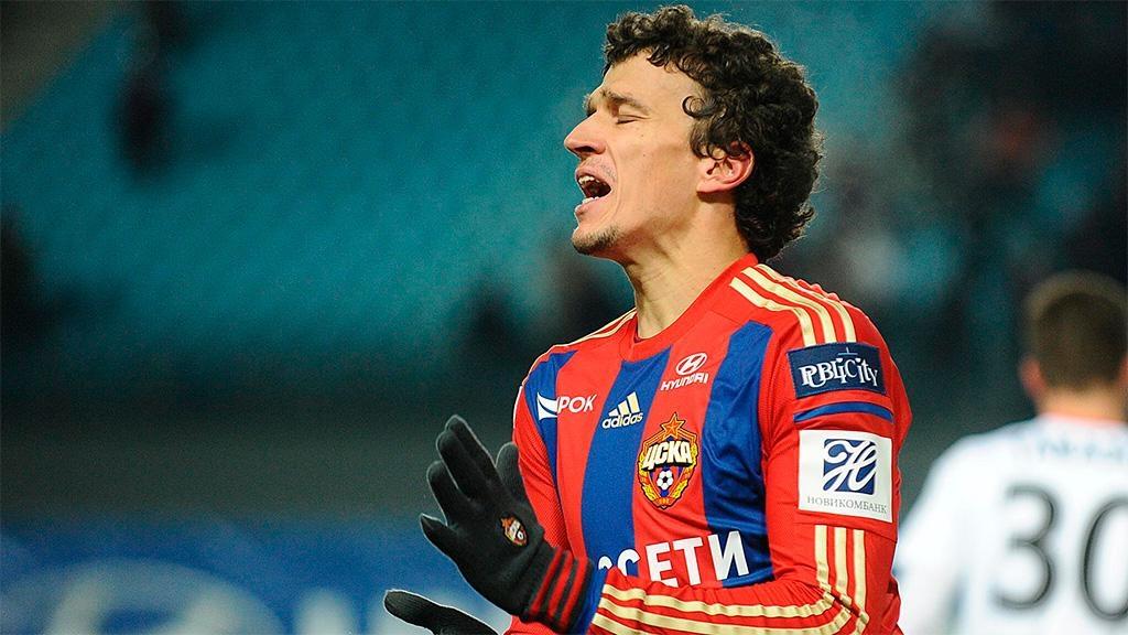 ФИФА расширила дисквалификацию футболиста Еременко