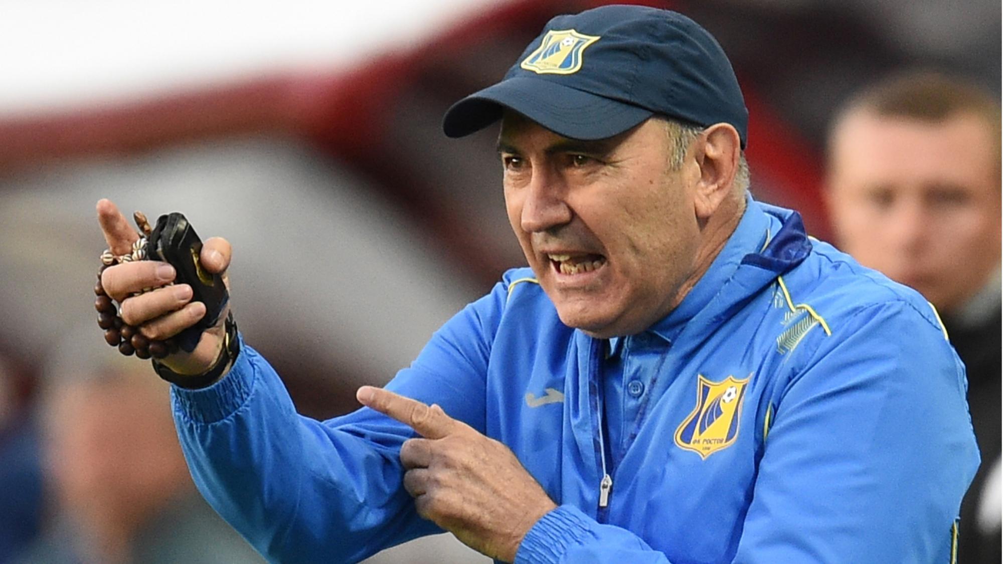 Курбан Бердыев дал соглашение вернуться в«Рубин»