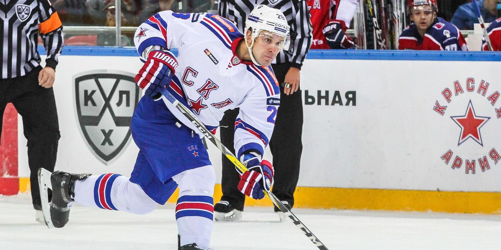 Чемпион ОИ-2018 Зубарев подписал 2-летний контракт со «Спартаком»