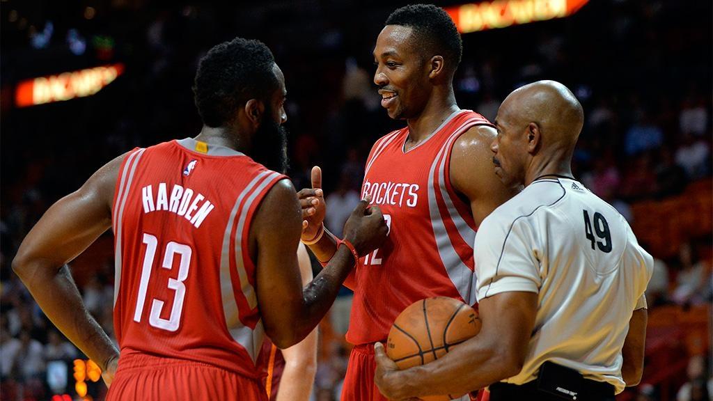 «Хьюстон» гарантировал себе выход в плей-офф НБА