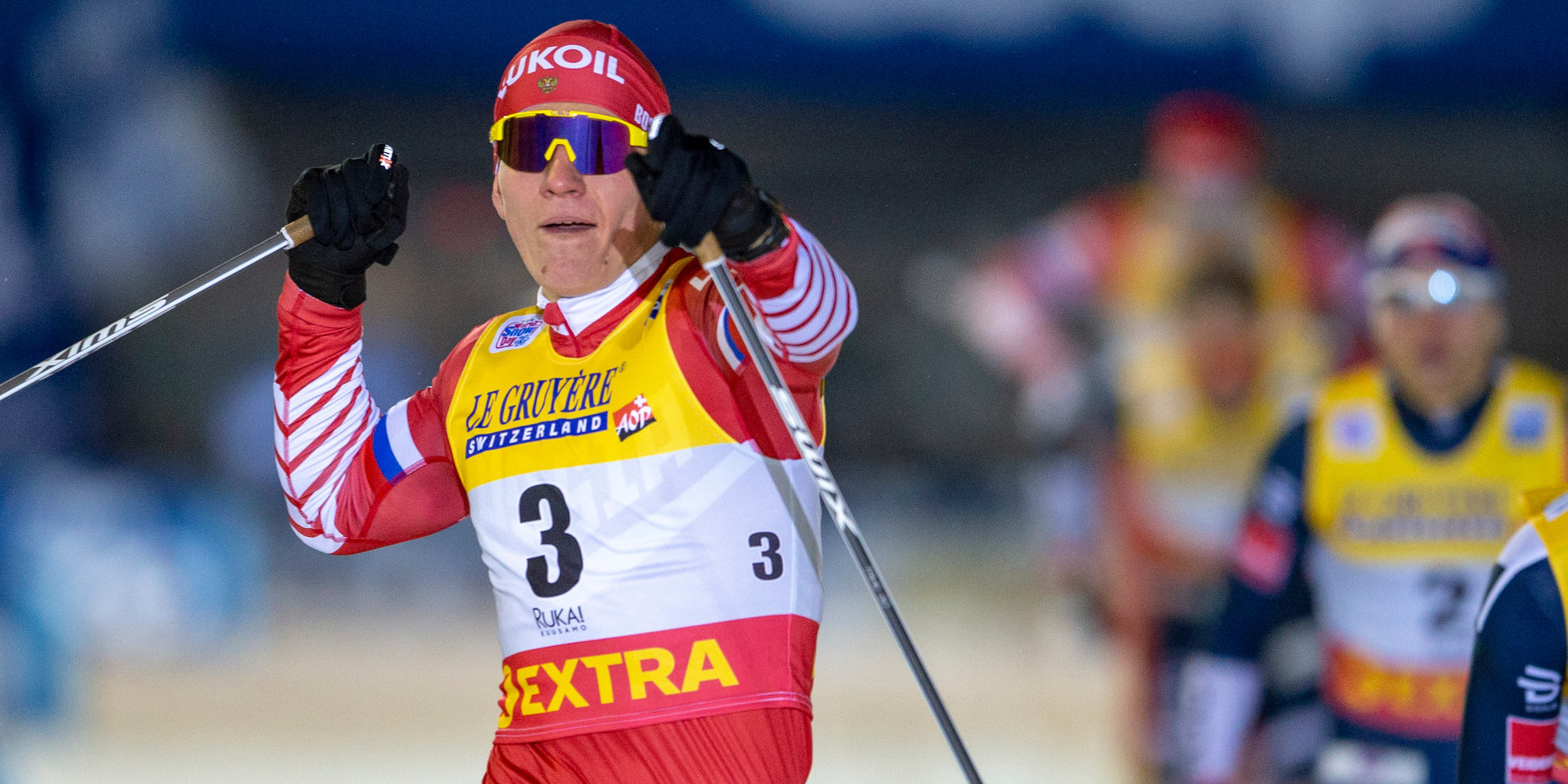 Лыжные гонки. Большунов заменил Червоткина в марафоне на ЧМ