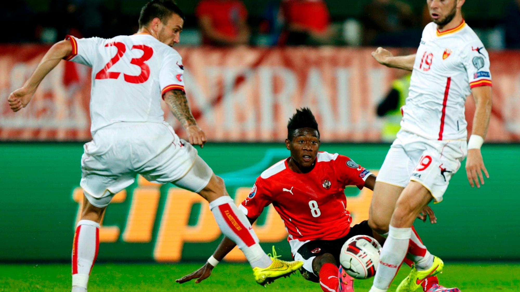 прогнозы черногория футбол австрия