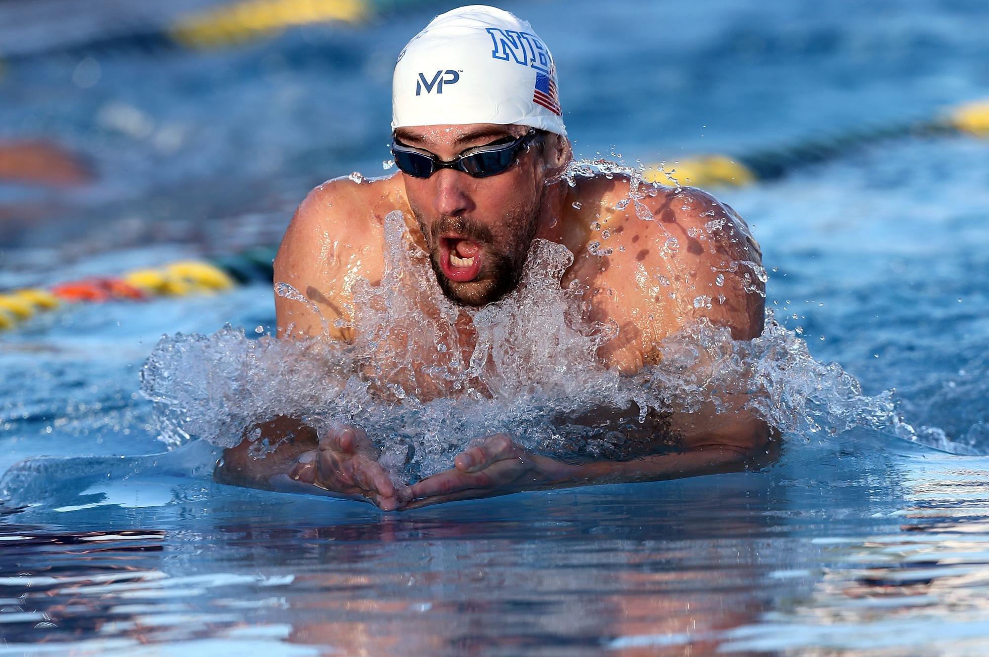 Парень побил рекорд олимпийского чемпиона поплаванию Фелпса