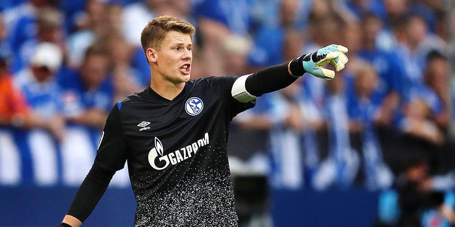 «Бавария» подписала 5-летний контракт с голкипером «Шальке» Нюбелем