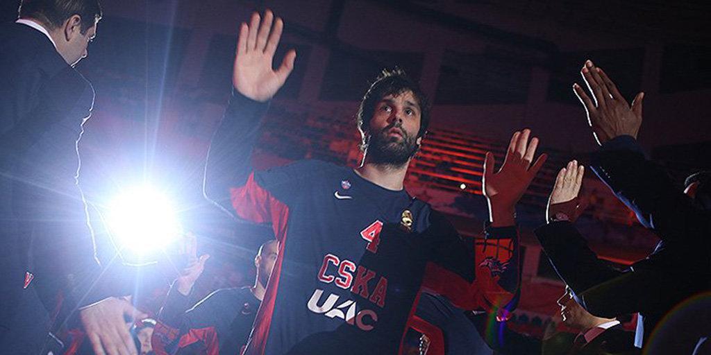 Экс-защитник ЦСКА вошел в символическую сборную десятилетия Евролиги