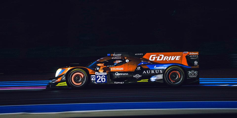G-Drive Racing упустили чемпионский титул, Терещенко набрал очки в последней гонке сезона