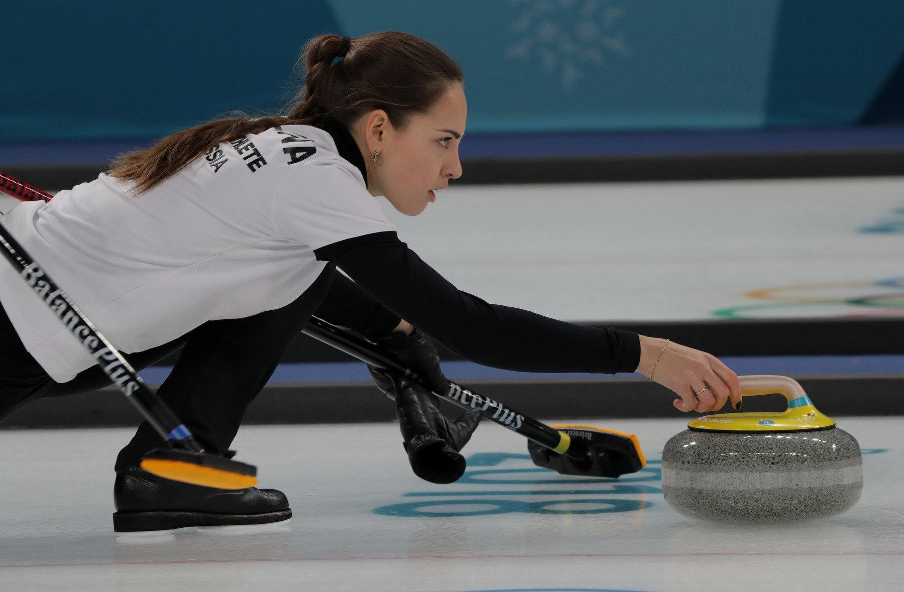 Канадские кёрлингисты пробились вфинал ОИ-2018 вдабл-миксте