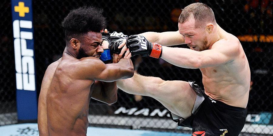 Стерлинг выбыл с титульного реванша против Петра Яна на UFC 267
