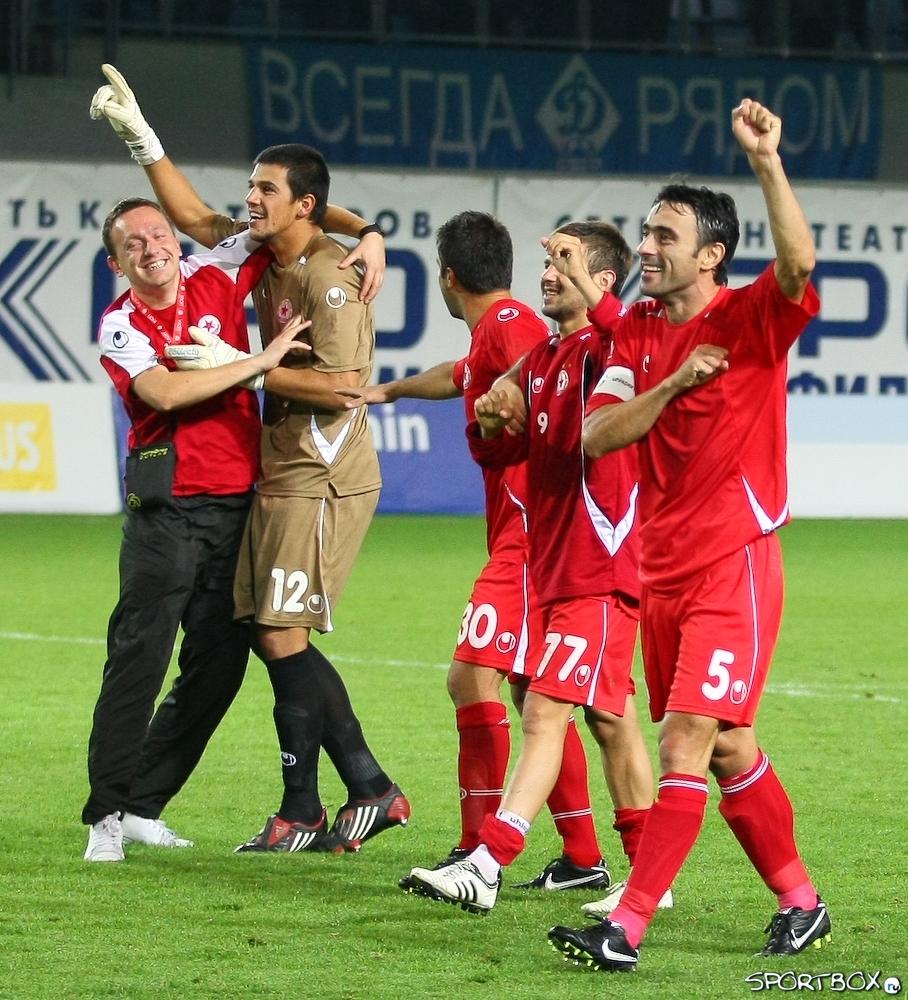 Россия болгария футбол