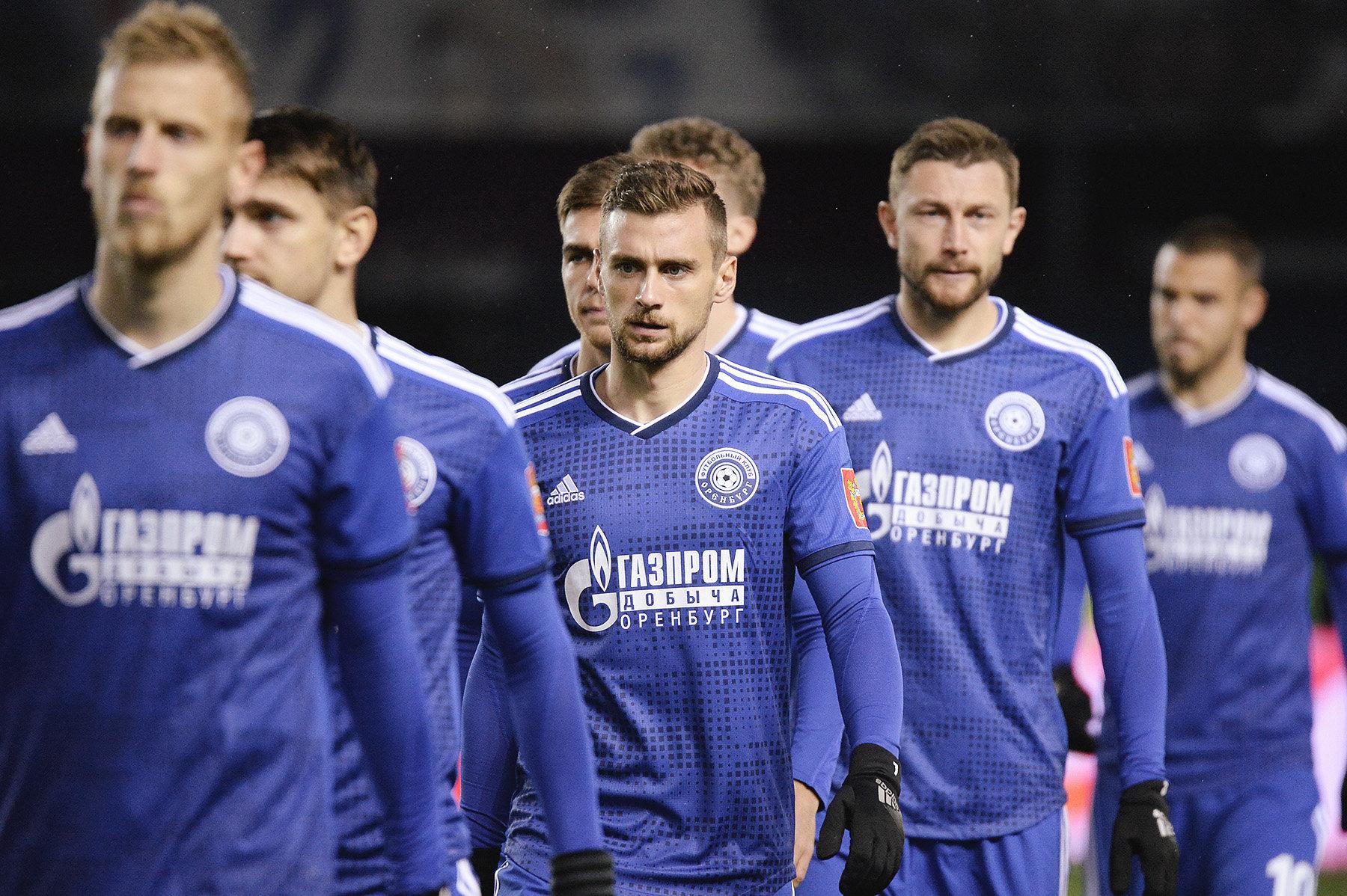 Спортивный директор «Оренбурга» рассказал «Матч ТВ», как в команде произошла вспышка коронавируса