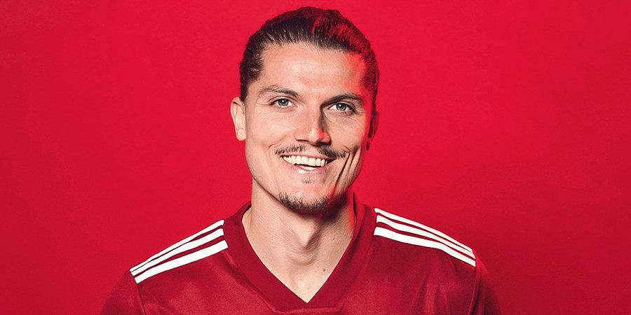 Марсель Забитцер: «Я прекрасно себя чувствую в Мюнхене»
