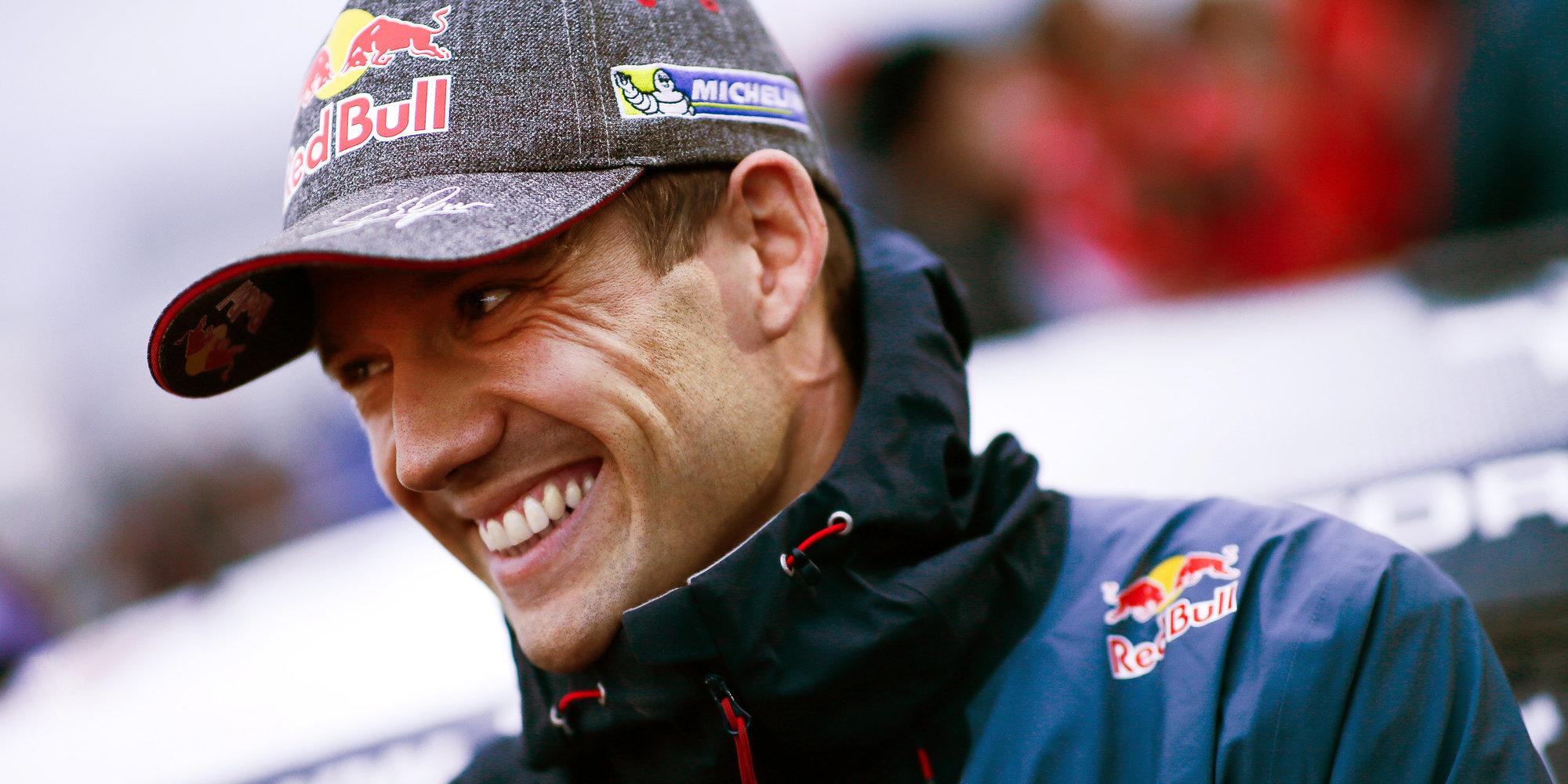 6-кратный чемпион WRC Ожье останется в «Тойоте» еще на год