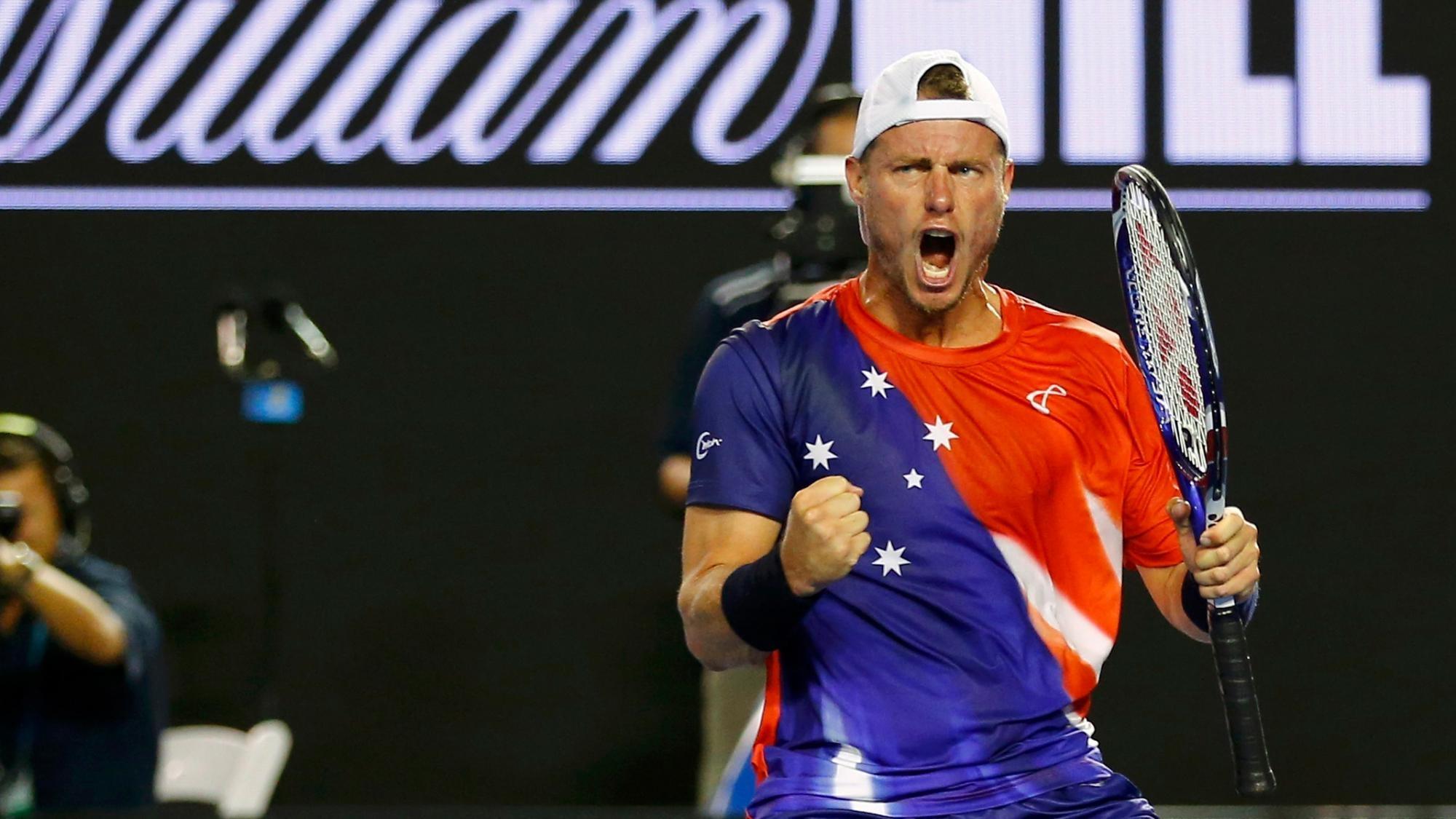 Лейтон Хьюитт и еще четыре победителя Большого шлема приняты в Зал славы тенниса
