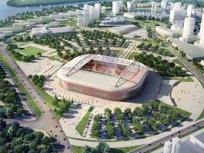 Стадионы Которые Примут Чемпионат Мира 2018