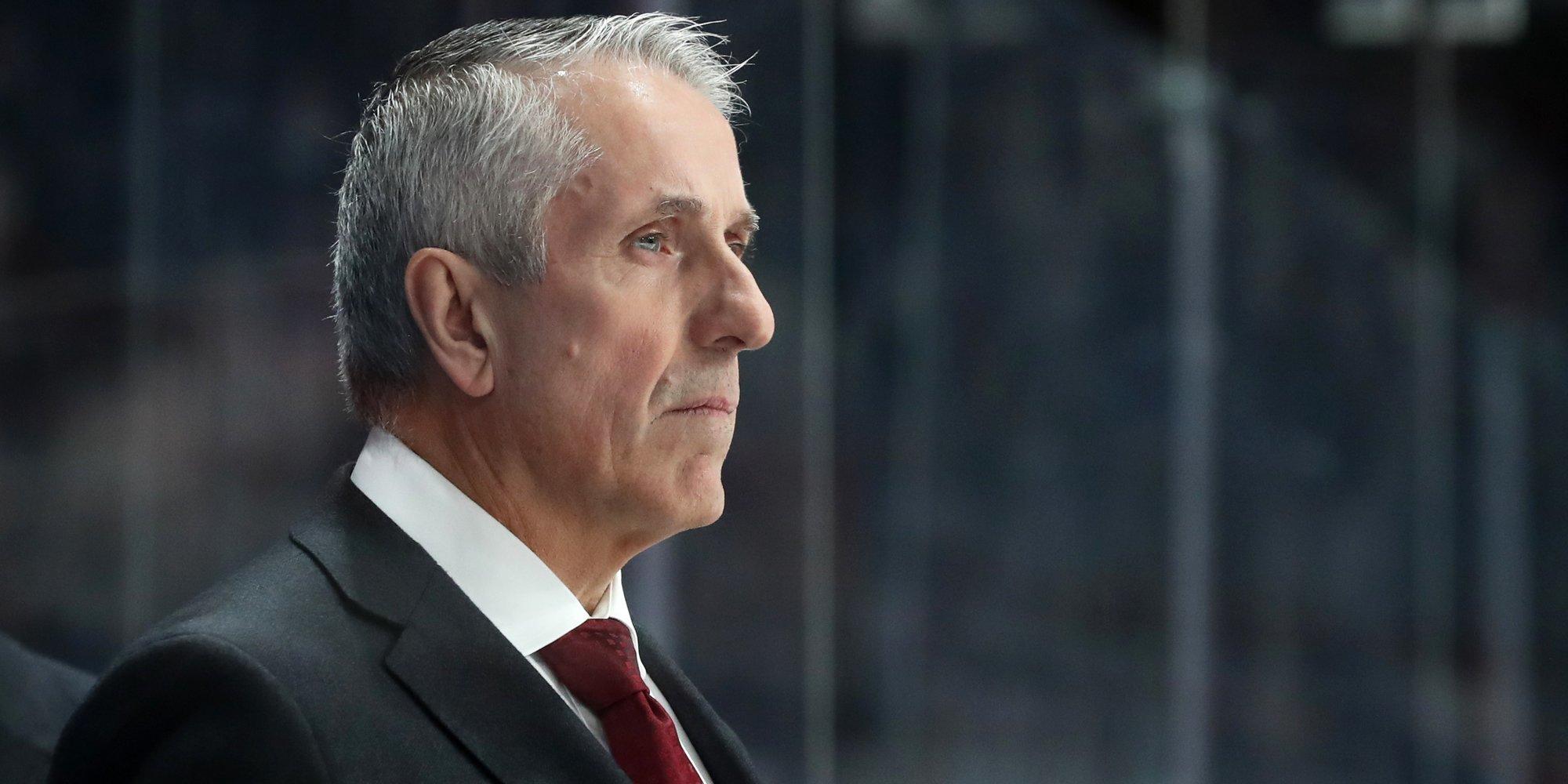 Главный тренер «Авангарда»: «Я по-настоящему впечатлен своей командой по матчу с ЦСКА»