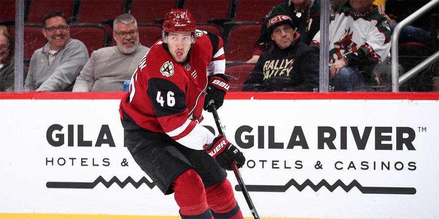 Любушкин, Провольнев и Свечников сделали голевые передачи в предсезонных матчах НХЛ