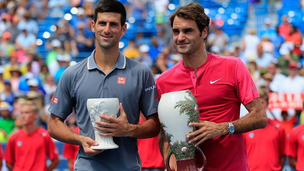 «Не говорите мне, пожалуйста, где Федерер». Джокович — на жеребьевке US Open