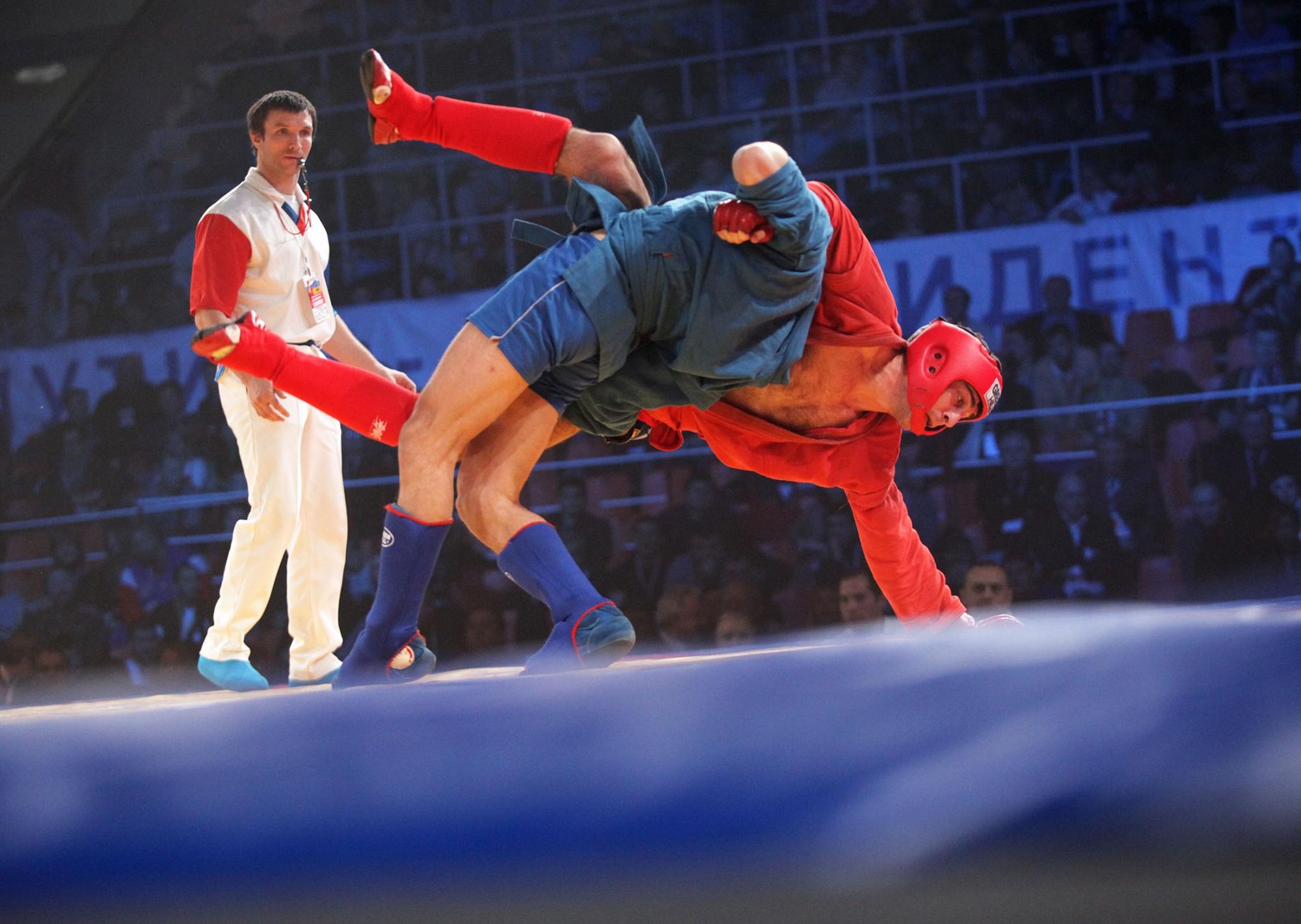 Картинки бойцов самбо