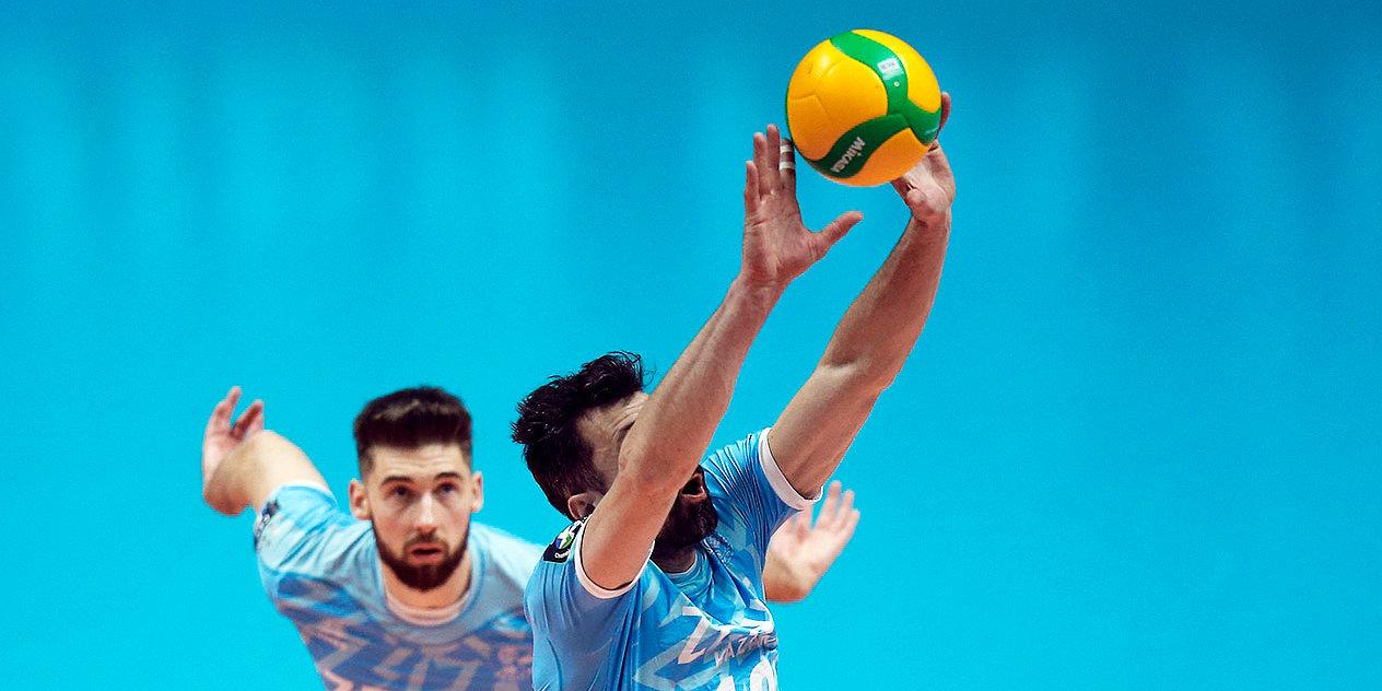 Казанский «Зенит» во второй раз победил «Енисей» в плей-офф Суперлиги и вышел в «Финал шести»