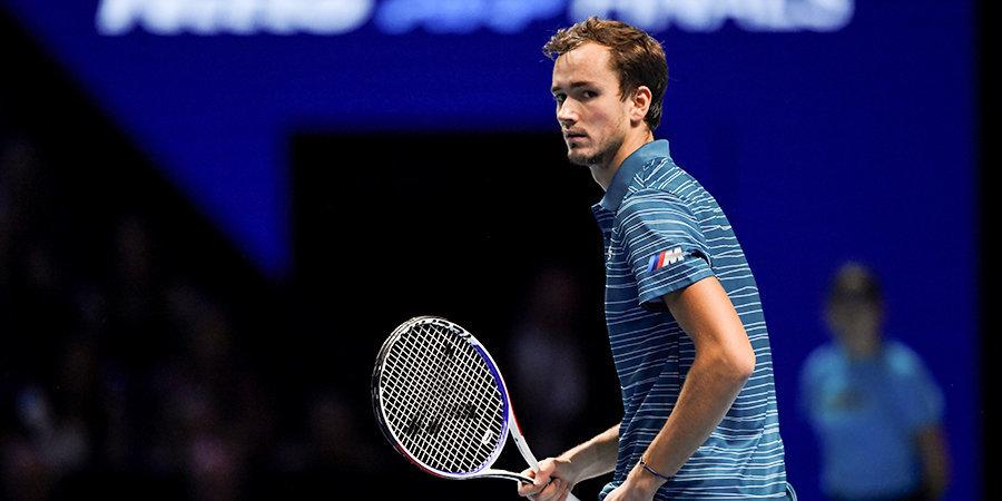 Медведев не смог защитить титул на «Мастерсе» в Нью-Йорке, вылетев в четвертьфинале турнира