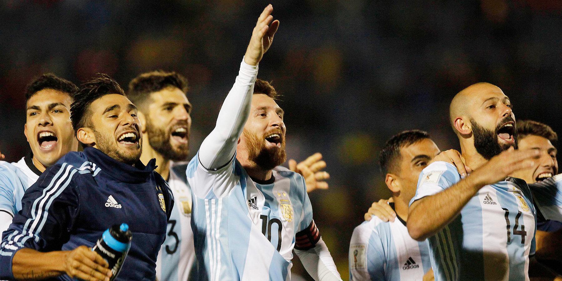 Сборная РФ сыграет саргентинцами ииспанцами