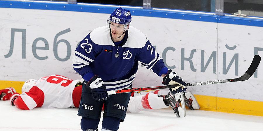 Дмитрий Яшкин: «Чувствую, что в КХЛ могу выйти на свой пик»