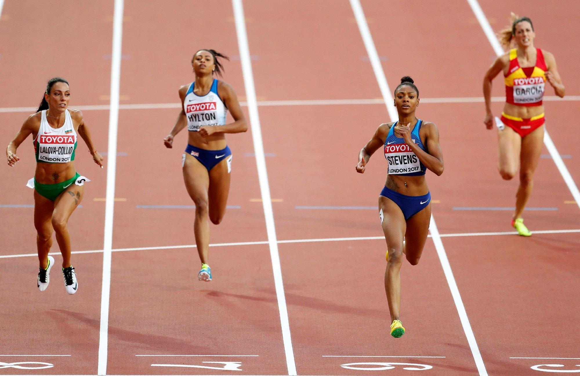Главные красавицы легкой атлетики