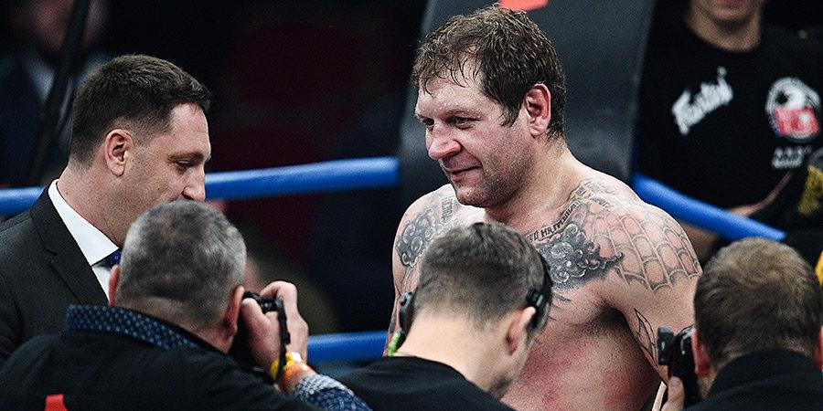 Камил Гаджиев: «Бой между Емельяненко и Харитоновым всегда актуален»