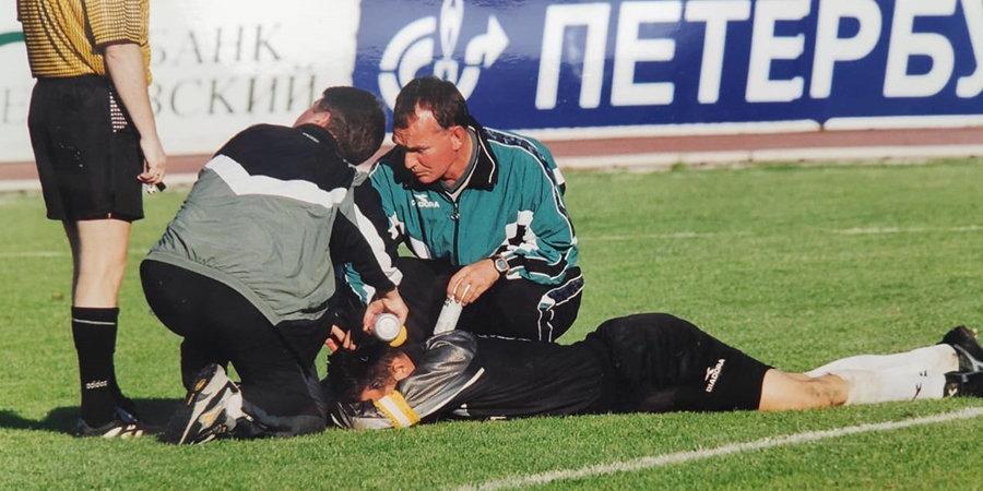 Доктор Прояев: «Лежит Хлопотнов. Подбегаю — не он! Лицо совсем другое»