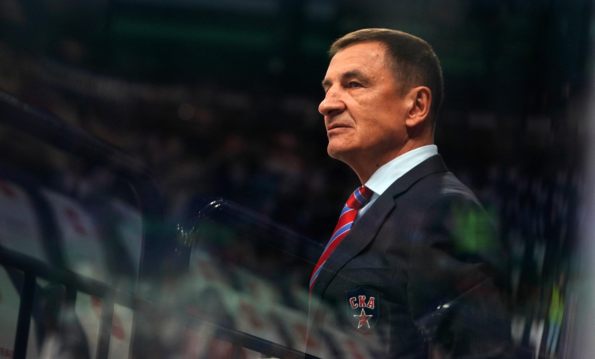 Валерий Брагин: «С такой атакой СКА должен был забивать»