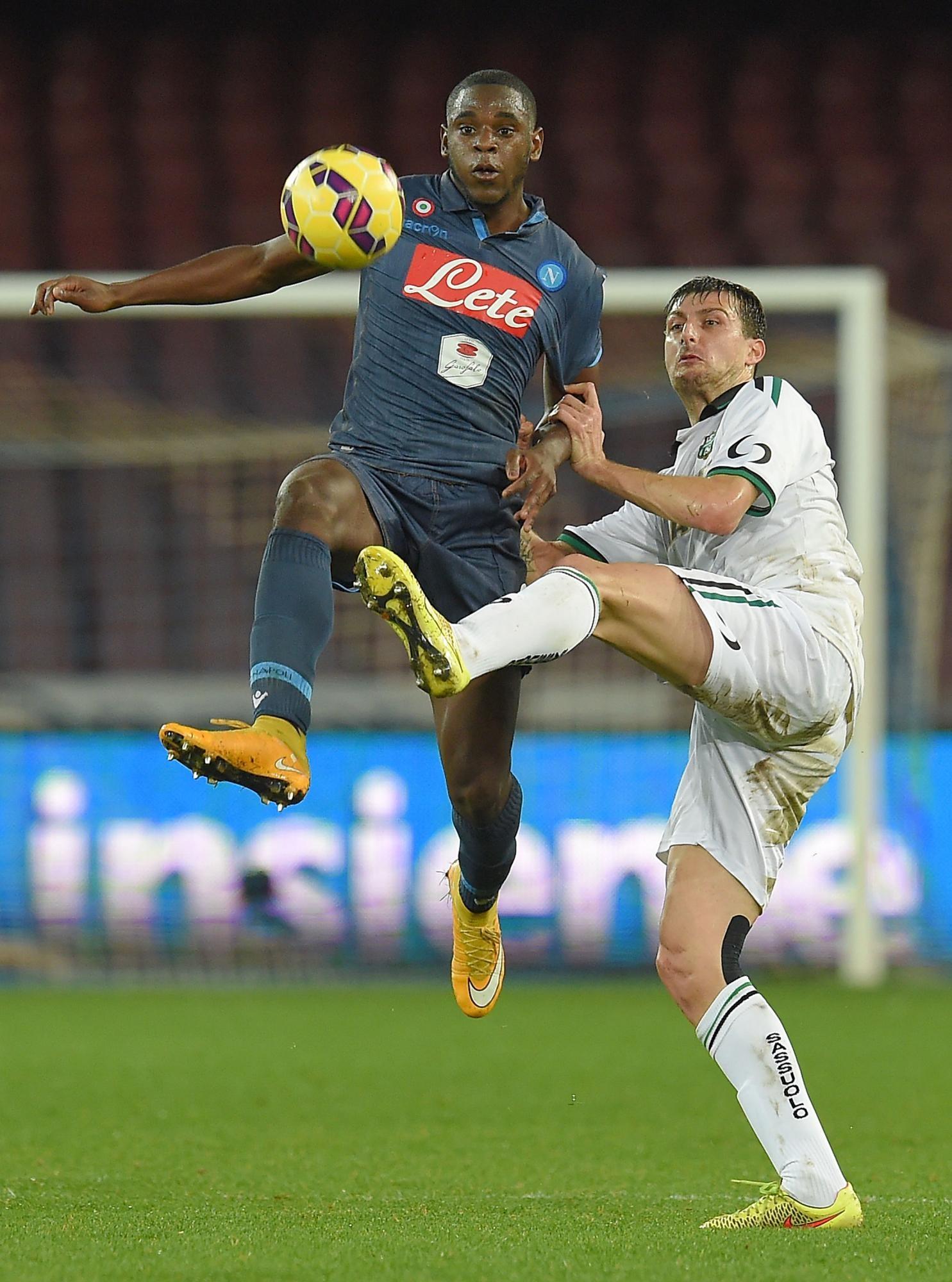 Габбьядини не поможет Наполи в матче с Удинезе