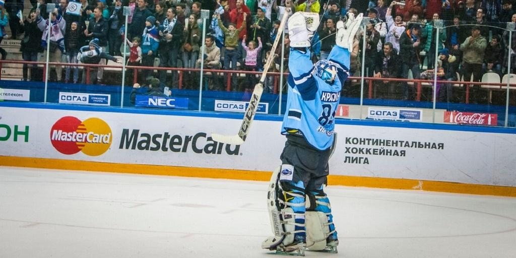 Красиков — о переезде в НХЛ: «Я решил, что для начала должен выйти на определенный уровень в КХЛ»