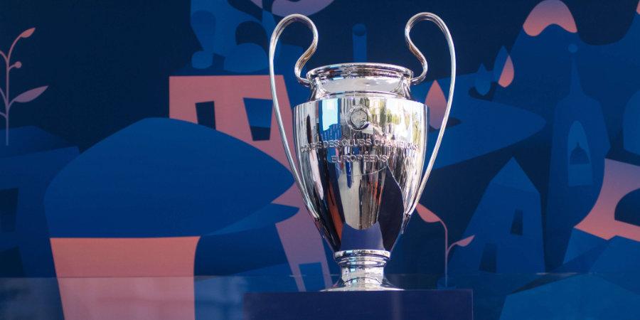 Салах и Мбаппе признаны лучшими игроками стартовых матчей 1/8 финала Лиги чемпионов