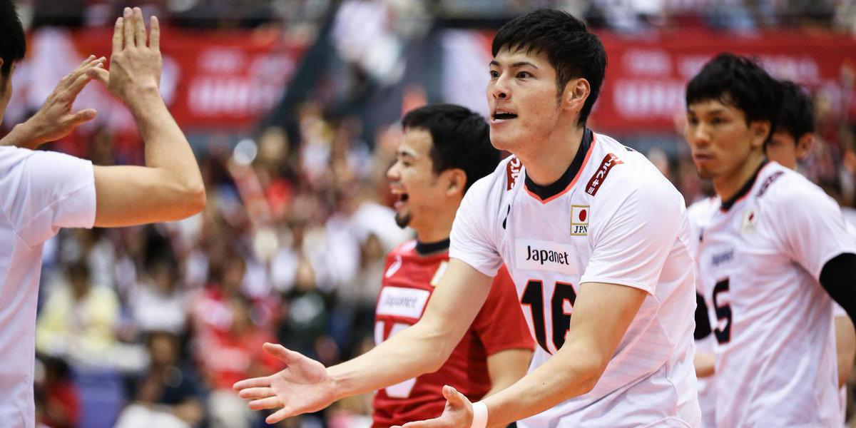 Волейболисты сборной России проиграли японцам на Кубке мира