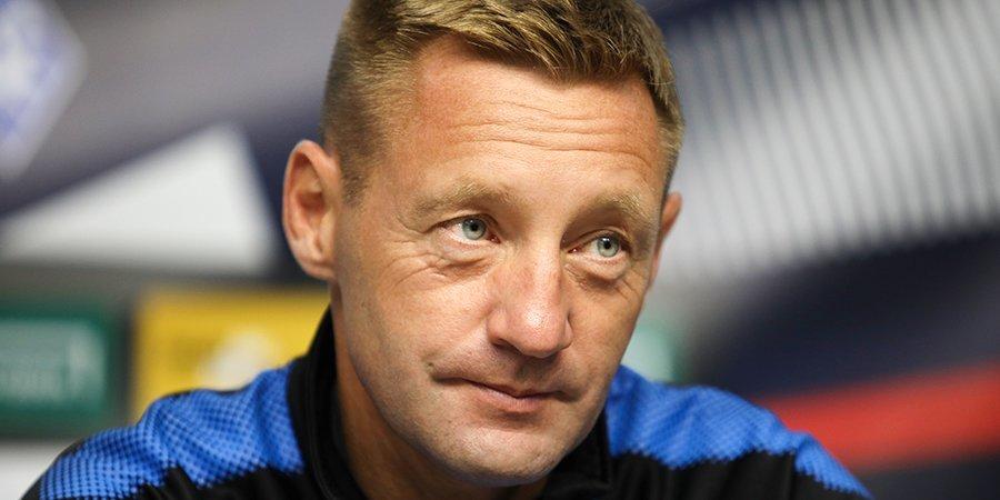 Андрей Тихонов: «Динамо» было не похоже на себя в матче с «Крыльями»