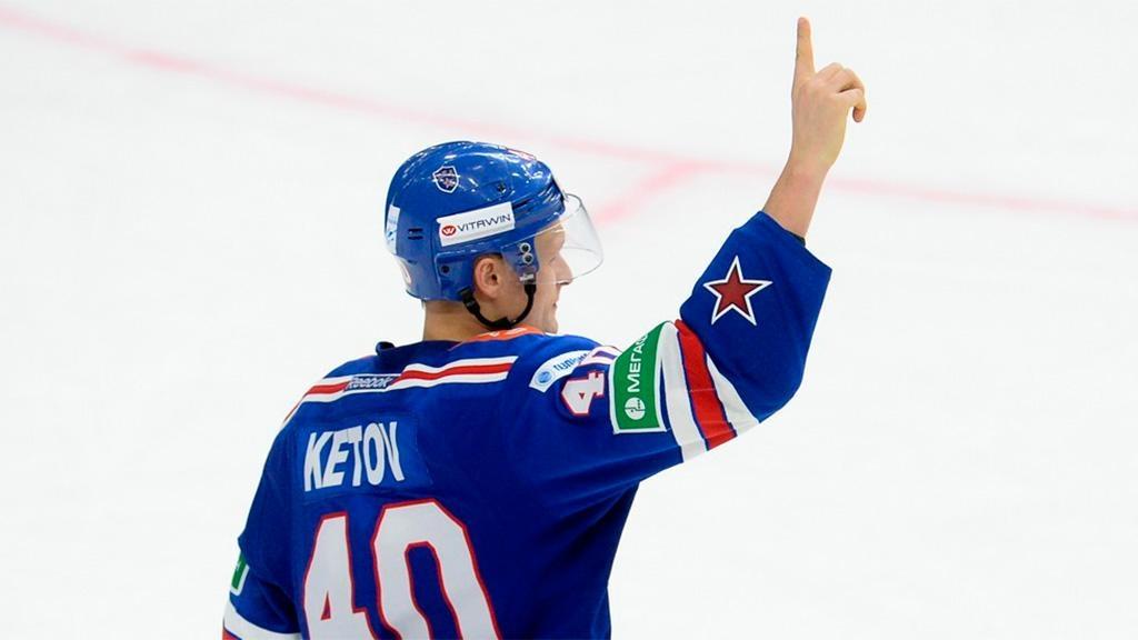 Источник: Пять хоккеистов СКА продлят контракты с клубом